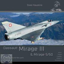 Dassault Mirage III & Mirage 5/50