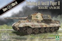 PzKpfw.VI Tiger II Zimmerit - 1/35