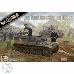 Munitionsschlepper VK3.02 - 1/35