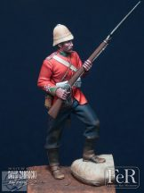Private, 24th Regiment of Foot, Rorke's Drift, 1879 - 54 mm