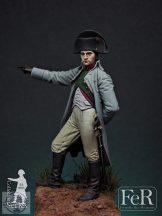 Napoleon Bonaparte, Grenoble, 1815 - 54 mm