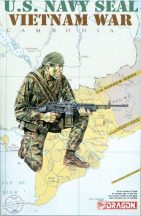 U.S. Navy Seal Vietnam War - 1/16