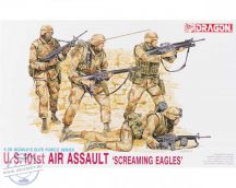 "U.S. 101st. Air Assault ""Screaming Eagles"" - 1/35"