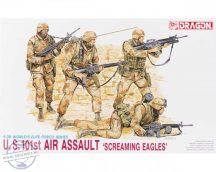 "U.S. 101st. Air Assault ""Screaming Eagles"" - 1/35"