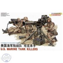U.S. Marine Tank-Killers - 1/35