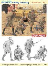 British 8th Army Infantry - El Alamein 1942