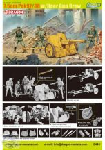 7,5cm PaK 97/38 w/Heer Gun Crew - 1/35
