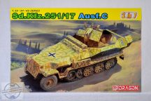 SD.KFZ.251/17 AUSF.C - 1/35
