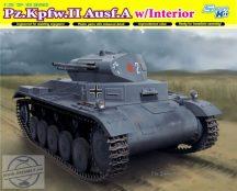 Pz.Kpfw.II Ausf.A w/Interior - 1/35