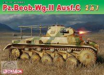 Pz.Beob.Wg.II Ausf.C 2 in 1 - 1/35