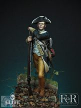 Private, 1st New York Regiment of Continental Line - 75 mm