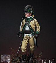 Trooper Partisan  Lee's Legion, 1782 - 75 mm