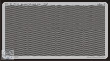 Mesh - gauze/ Rhomb type 1 6x6 - rács, háló