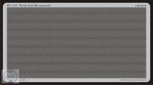 Mesh 6x6 Hexagonal - háló, rács