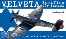 Velveta / Spitfire for Israel  1/48