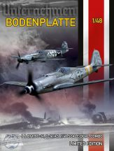 Bodenplatte - FW 190D-9, Bf 109G-14, G-14/AS - Dual Combo - 1/48