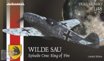 WILDE SAU Epizode One: RING of FIRE - 1/48 - Dual Combo (Bf 109G-5, Bf 109G-6)