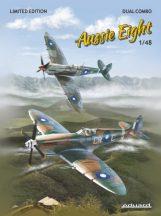 Aussie Eight / Spitfire Mk.VIII v Austrálii  Dual Combo
