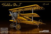 Fokker Dr. I STRIPDOWN