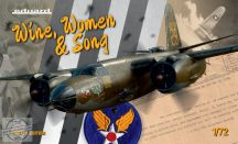 B-26 WINE, WOMEN & SONG - 1/72