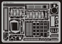KV-1  1/48 - Tamiya