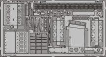P-51B gun bay- 1/32 - Trumpeter