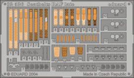 Seatbelts RAF late -1/32