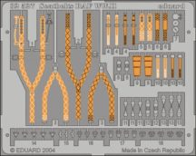 Seatbelts RAF WWII - 1/32