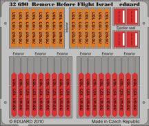 Remove Before Flight - Israel -1/32