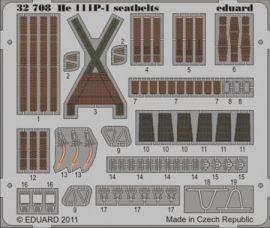 He 111 seatbelts - 1/32