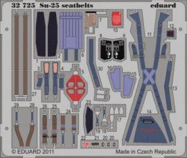 Su-25 seatbelts - 1/32