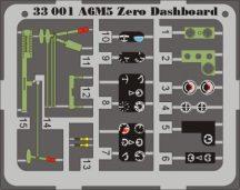 A6M5 Zero dashboard - 1/32