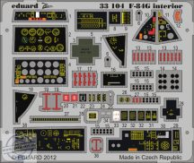 F-84G Interior S.A. - 1/32 - Hobbyboss