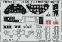 F4U-1 Birdcage interior S.A. - 1/32 - Tamiya