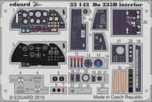 Do 335B interior S. A.- 1/32-HK