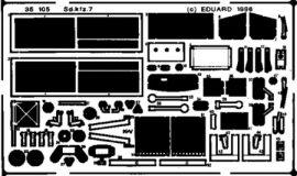 Sd.Kfz.7 -  1/35 - Tamiya