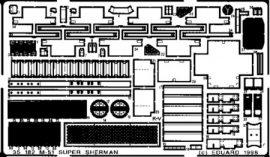 M-51 Super Sherman - 1/35 - Academy
