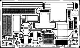 Cromwell Mk.IV - 1/35 -  Tamiya