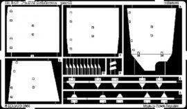 Schürzen Pz.IV Ausf.J - Tamiya