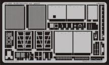 M-26 DWag. interior - Tamiya