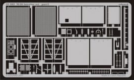M-26 DWag. interior - 1/35 - Tamiya