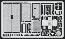 M-113 ACAV interior - 1/35 - Tamiya