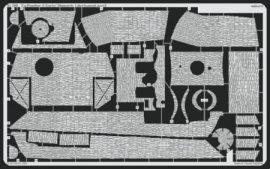 Panther Ausf.G early Zimmerit Horizontal - 1/35 - Tamiya
