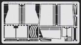 King Tiger fenders -  1/35 - Tamiya