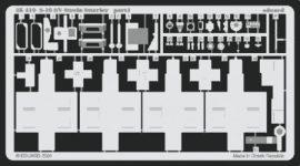 S-10 SV Strela interior -  1/35 - SKIF
