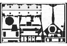 Zimmerit Sd.Kfz.166 Brummbär - 1/35 - Tamiya