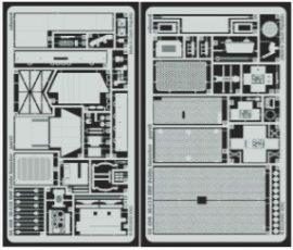 M-113 IDF Zelda interior - 1/35 - Academy