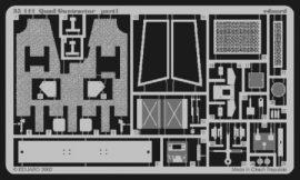 Quad Guntractor - 1/35 - Tamiya
