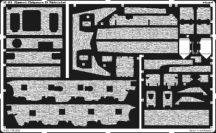 Zimmerit Flakpanzer IV Wirbelwind - Tamiya
