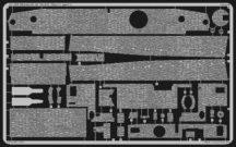 Zimmerit Tiger I/SS Ab.101 - Tamiya